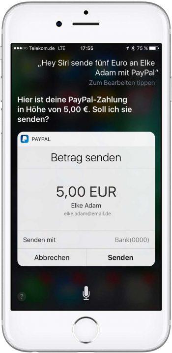 Paypal Geld Leihen